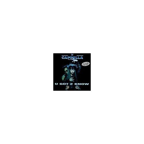 Cappella - U Got 2 Know - Preis vom 14.04.2021 04:53:30 h