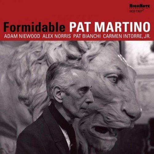 Pat Martino - Formidable - Preis vom 09.05.2021 04:52:39 h