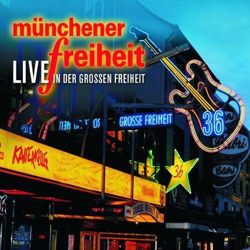 Münchener Freiheit - Münchener Freiheit Live - Preis vom 14.01.2021 05:56:14 h