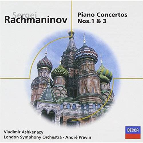 S. Rachmaninov - Con Pno 1/3 - Preis vom 16.05.2021 04:43:40 h