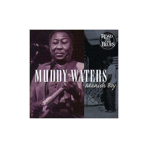 Muddy Waters - Manish Boy - Preis vom 20.10.2020 04:55:35 h