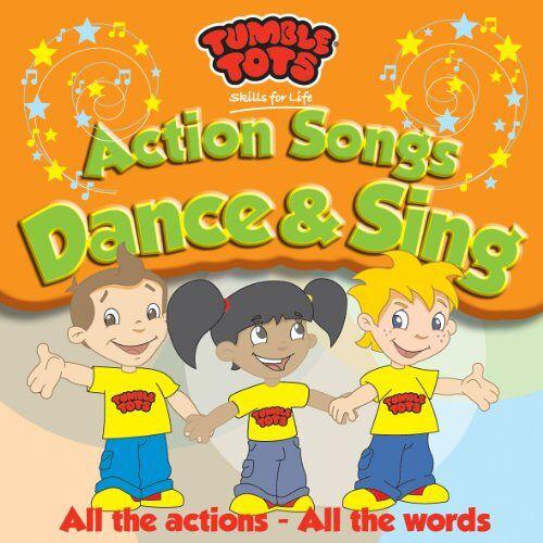 Tumble Tots - Tumble Tots Dance & Sing Volum - Preis vom 10.04.2021 04:53:14 h