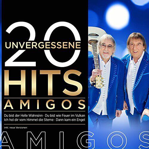 Amigos - 20 Unvergessene Hits - Preis vom 24.02.2021 06:00:20 h