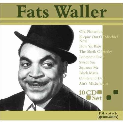 Fats Waller - Fats Waller-Wallet Box - Preis vom 13.05.2021 04:51:36 h