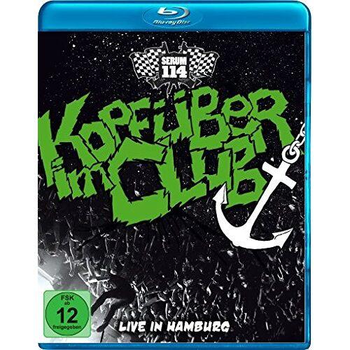Serum 114 -Kopfüber im Club - Live in Hamburg (+ 2 CDs) [Blu-ray] - Preis vom 12.05.2021 04:50:50 h