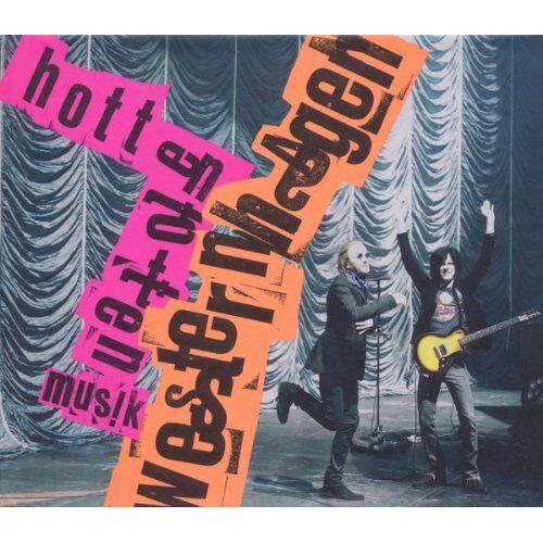 Westernhagen - Hottentottenmusik (Deluxe Version) - Preis vom 15.01.2021 06:07:28 h