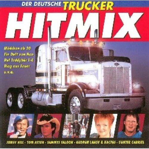 Various - Deutscher Trucker Hitmix - Preis vom 11.04.2021 04:47:53 h