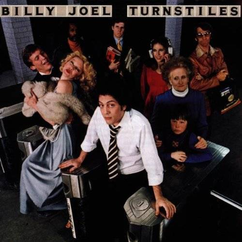 Billy Joel - Turnstiles - Preis vom 15.04.2021 04:51:42 h
