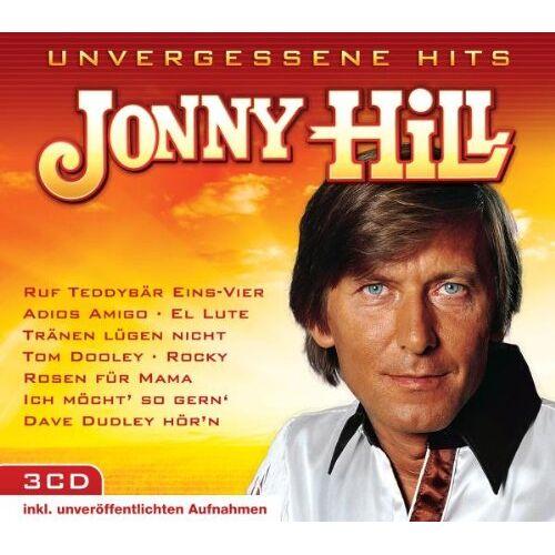 Jonny Hill - Unvergessene Hits - Preis vom 11.05.2021 04:49:30 h