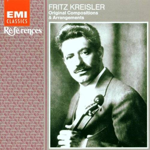 Kreisler - Kreisler Plays Kreisler - Preis vom 09.04.2021 04:50:04 h