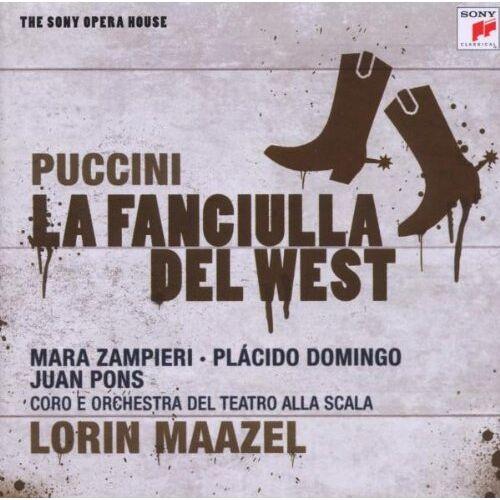 Mara Zampieri - Puccini: La Fanciulla del West - Preis vom 26.11.2020 05:59:25 h