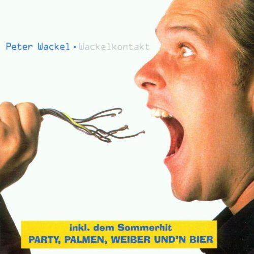 Peter Wackel - Wackelkontakt - Preis vom 20.10.2020 04:55:35 h