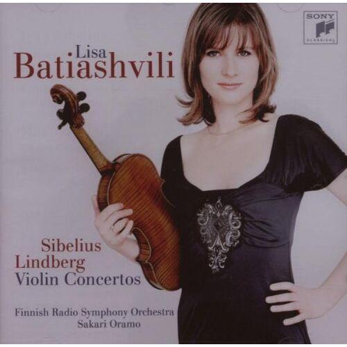 Lisa Batiashvili - Violin Concertos - Preis vom 20.10.2020 04:55:35 h