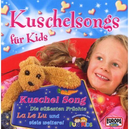 Fun Kids - Kuschelsongs Für Kids - Preis vom 04.09.2020 04:54:27 h