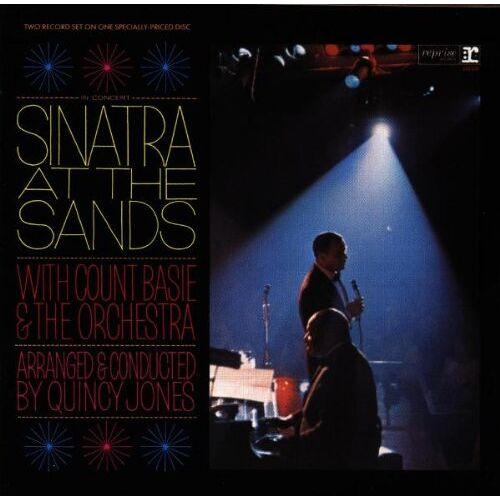 Frank Sinatra - Sinatra at the Sand's - Preis vom 06.03.2021 05:55:44 h