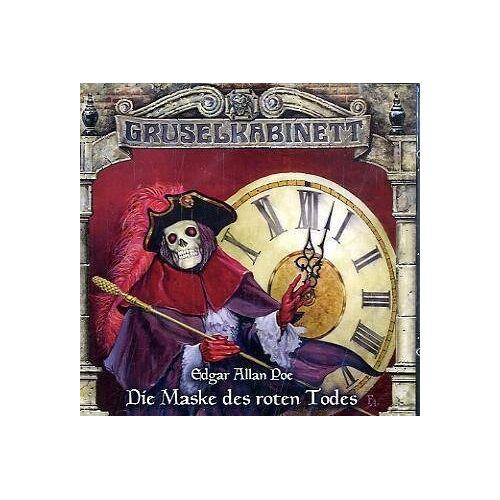 Poe, Edgar Allan - Gruselkabinett 46 - Die Maske des roten Todes - Preis vom 20.10.2020 04:55:35 h