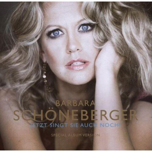 Barbara Schöneberger - Jetzt singt sie auch noch! (Ltd. Deluxe Edt.) - Preis vom 20.10.2020 04:55:35 h