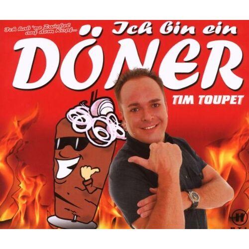 Tim Toupet - Ich Bin Ein Döner/Allee Allee - Preis vom 28.02.2021 06:03:40 h