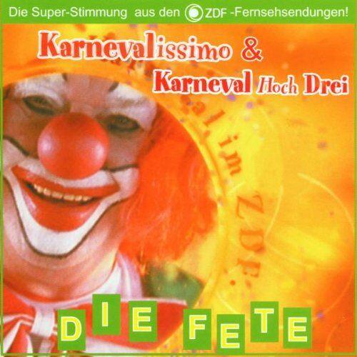 Various - Karnevalissimo & Karneval Hoch 3 - Preis vom 04.10.2020 04:46:22 h