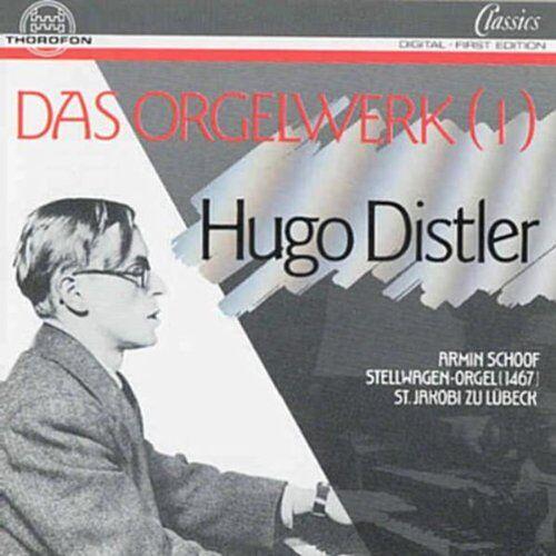 Armin Schoof - Das Orgelwerk Vol. 1 - Preis vom 21.10.2020 04:49:09 h