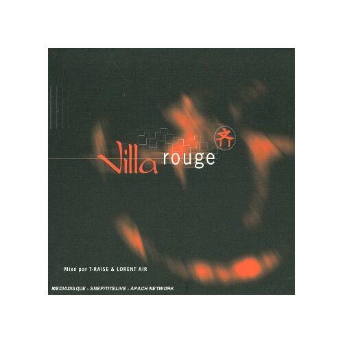 Various - La Villa Rouge - Preis vom 03.09.2020 04:54:11 h