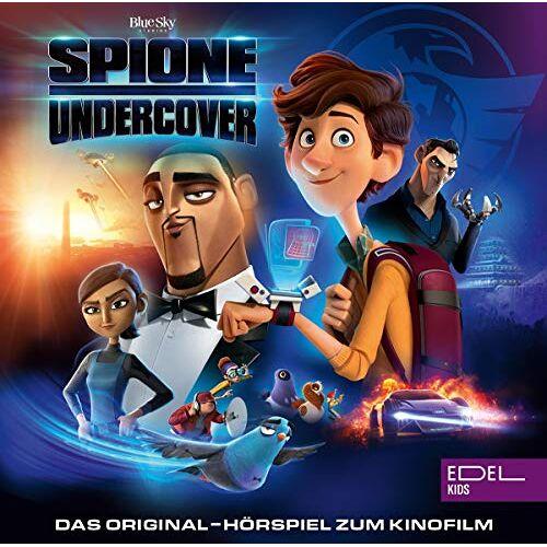 Spione Undercover - Spione Undercover-Hörspiel Zum Kinofilm - Preis vom 24.09.2020 04:47:11 h