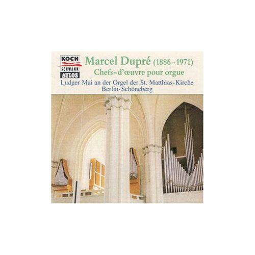Ludger Mai - Orgelwerke - Preis vom 20.10.2020 04:55:35 h