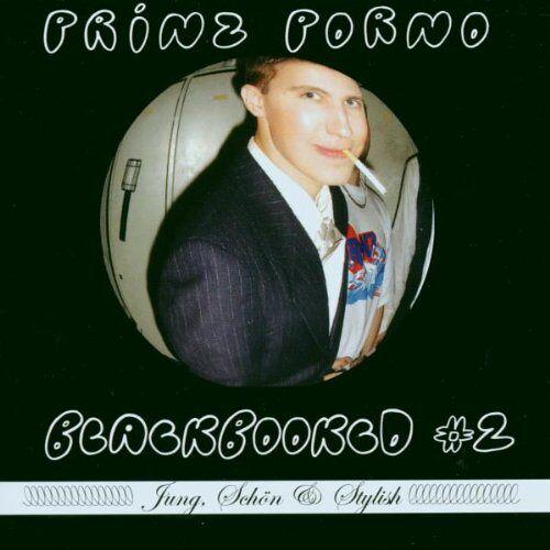 Prinz Porno - Blackbooked No.2 - Preis vom 14.04.2021 04:53:30 h
