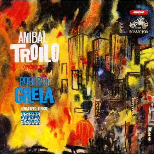 Anibal Troilo - Troilo Con Roberto Grela - Preis vom 02.10.2019 05:08:32 h
