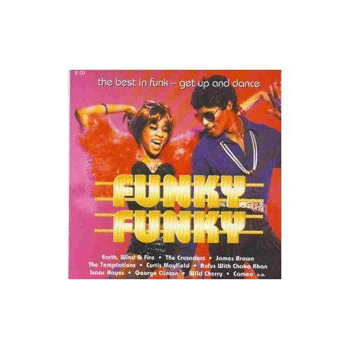 Various - Funky Funky - Preis vom 15.04.2021 04:51:42 h