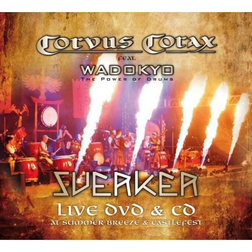 Corvus Corax - Sverker Live - Preis vom 16.01.2020 05:56:39 h