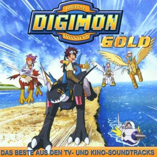 Various - Digimon Gold-TV-Soundtrack - Preis vom 05.05.2021 04:54:13 h