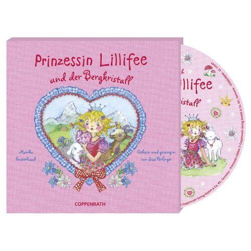 Prinzessin Lillifee - Der Bergkristall - Preis vom 01.11.2020 05:55:11 h