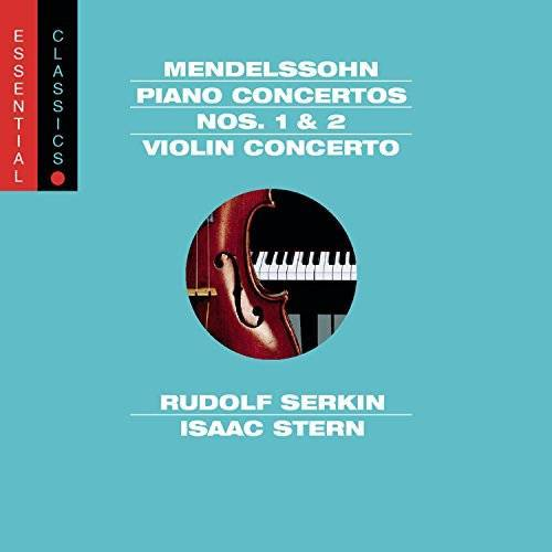 F. Mendelssohn - Con Pno 1/2/Con Vn - Preis vom 05.05.2021 04:54:13 h