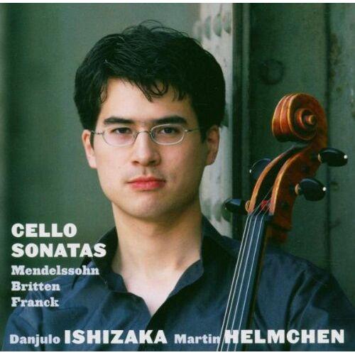 Danjulo Ishizaka / Martin Helmchen - Sonatas for Cello and Piano - Preis vom 20.10.2020 04:55:35 h