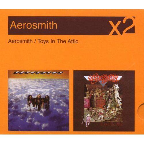 Aerosmith - Aerosmith/Toys in the Attic - Preis vom 05.09.2020 04:49:05 h