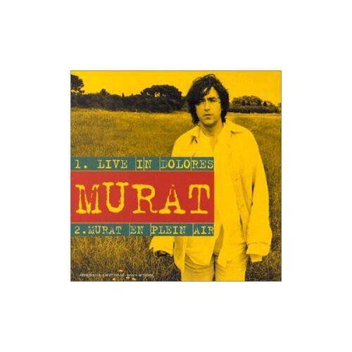 Jean-Louis Murat - Live in Dolores-Murat en Plein - Preis vom 20.10.2020 04:55:35 h
