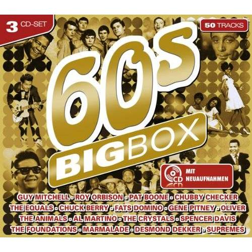 Various - 60s Bigbox - Preis vom 18.10.2020 04:52:00 h