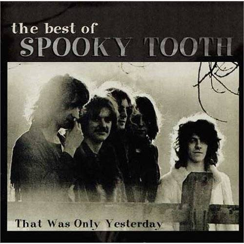 Spooky Tooth - Best of Spooky Tooth-That Was - Preis vom 24.02.2021 06:00:20 h