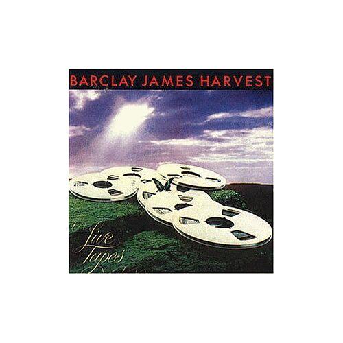 Barclay James Harvest - Live Tapes - Preis vom 20.10.2020 04:55:35 h