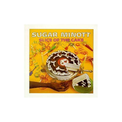 Sugar Minott - Slice of the Cake - Preis vom 11.05.2021 04:49:30 h