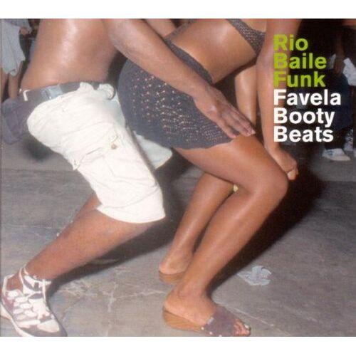 Various - Rio Baile Funk-Favela Booty Beats - Preis vom 09.05.2021 04:52:39 h