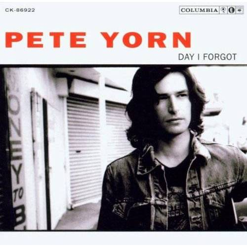 Pete Yorn - Day I Forgot - Preis vom 25.01.2021 05:57:21 h