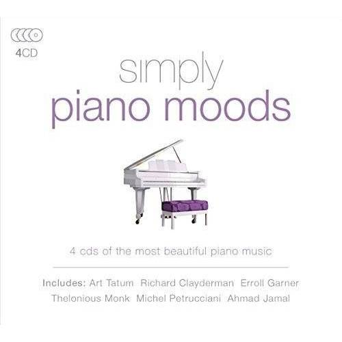 Various - Simply Piano Moods - Preis vom 26.02.2021 06:01:53 h