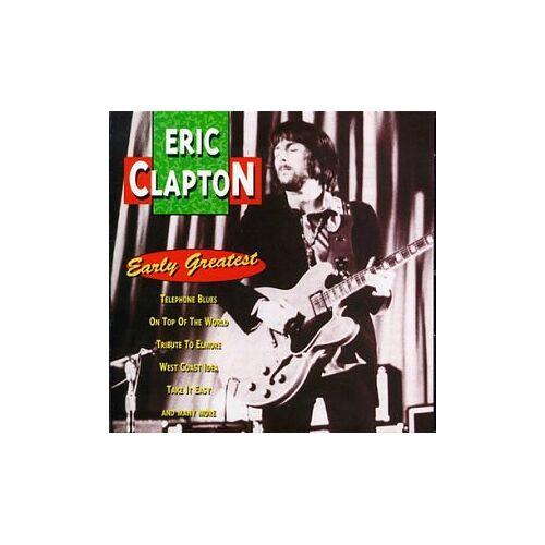 Eric Clapton - The Great Eric Clapton - Preis vom 25.02.2021 06:08:03 h