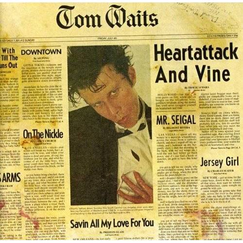 Tom Waits - Heartattack and Vine - Preis vom 21.10.2020 04:49:09 h
