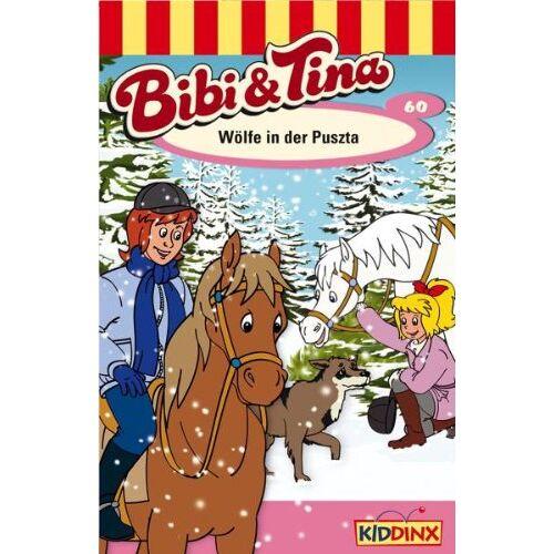 Bibi und Tina - Wölfe in der Puszta [Musikkassette] [Musikkassette] - Preis vom 31.10.2020 05:52:16 h