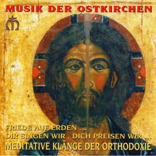 Various - Friede auf Erden - Meditative Klänge der Orthodoxie - Preis vom 20.10.2020 04:55:35 h