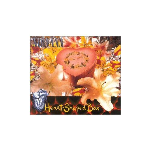 Nirvana - Heart Shaped Box - Preis vom 20.10.2020 04:55:35 h