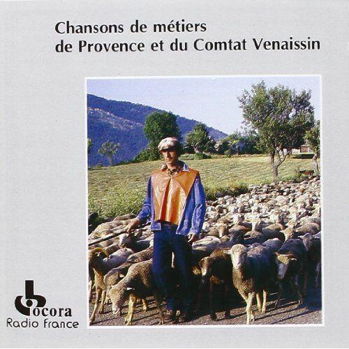 Carlotti - Chansons de Metiers de Provence et du Comtat Vanai - Preis vom 14.01.2021 05:56:14 h